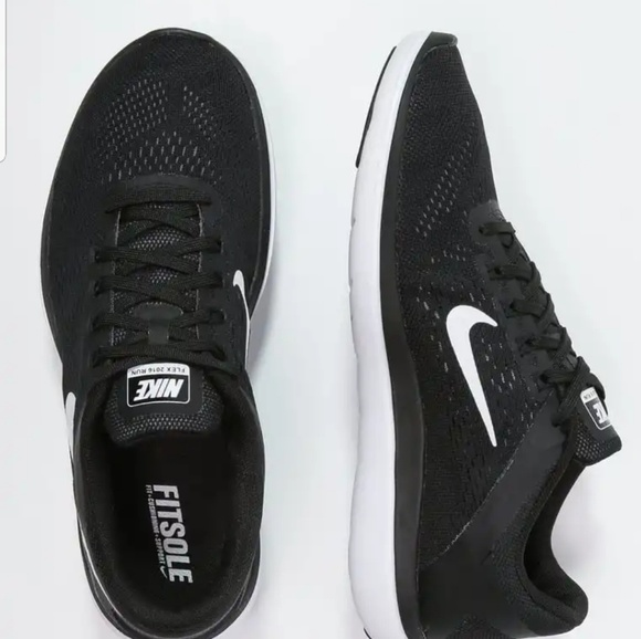 info pour cd855 5befd Nike fitsole black